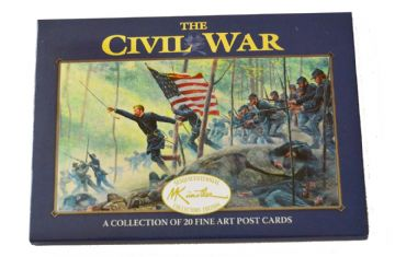 Mort Kunstler The Civil War Postcard Set